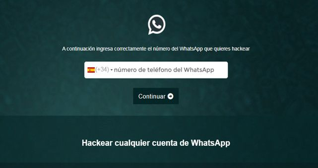 espiar whatsapp con hackingtor