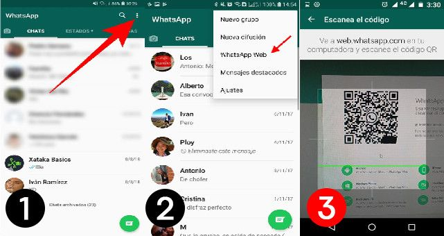 whatsapp web escaner